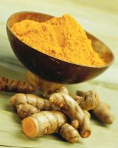 Turmeric, Root and Ground