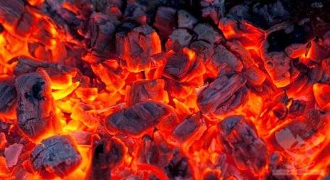 aktív szén faszén